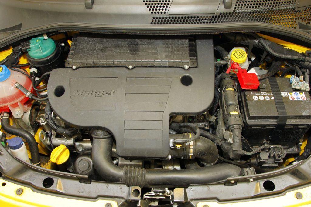 FIAT 500 II 1.3MultiJet 75KM 5MT SB2351A 02-2009