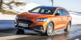 Ford Focus Active Kombi 2.0 EcoBlue - test 2020