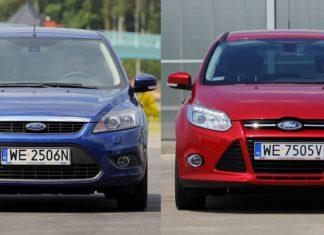 Używany Ford Focus II i Ford Focus III - którą generację wybrać?