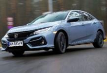Test Honda Civic X FL Sport Plus 1.5T i-VTEC Turbo CVT