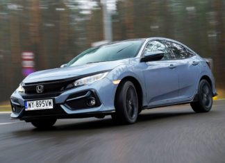 Honda Civic 1.5 Turbo CVT Sport Plus - TEST
