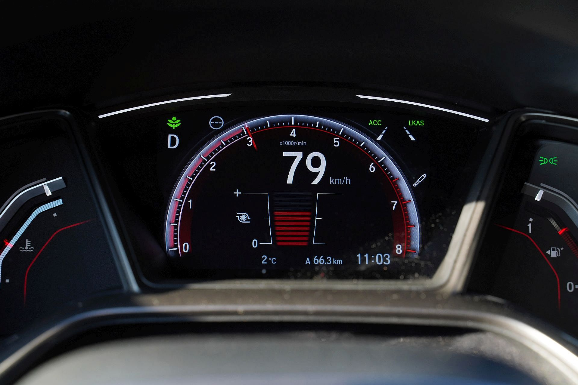 Test Honda Civic X FL Sport Plus 1.5T i-VTEC Turbo CVT