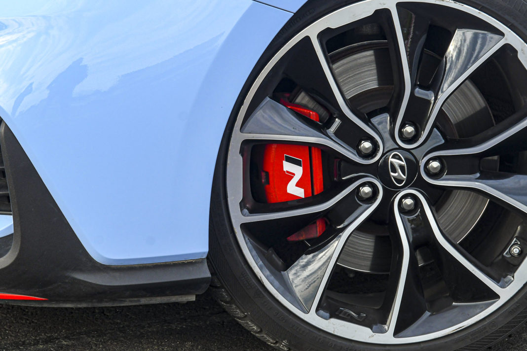 Hyundai i30 N Performance - koło