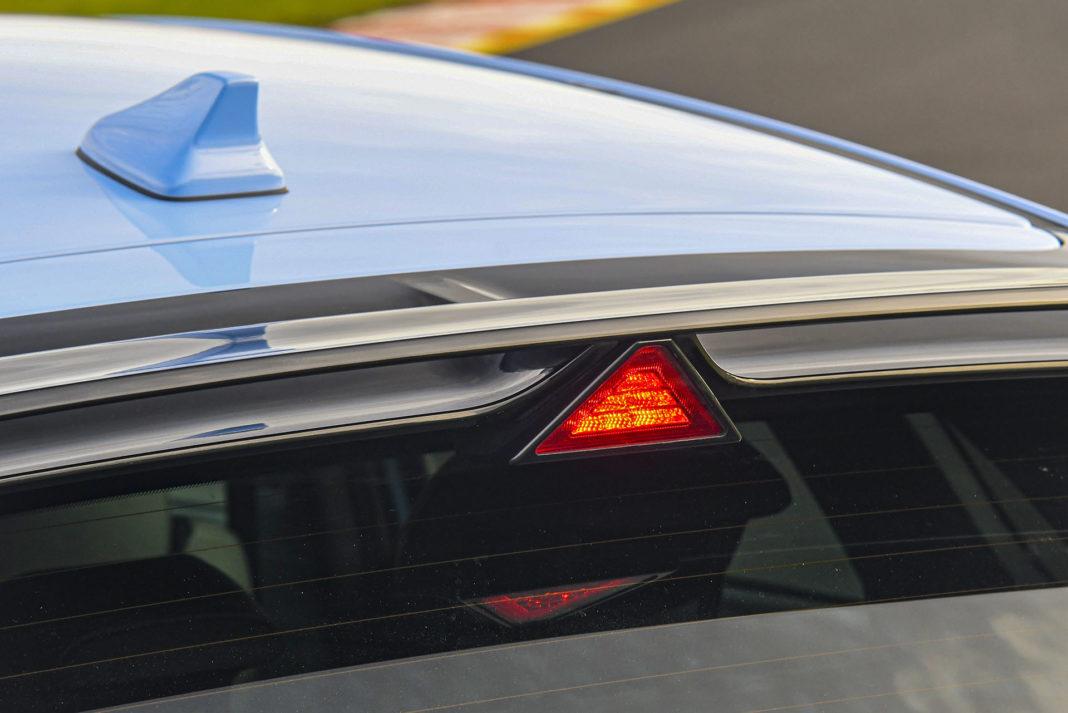 Hyundai i30 N Performance - światło