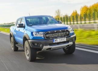 Ford Ranger Raptor - TEST