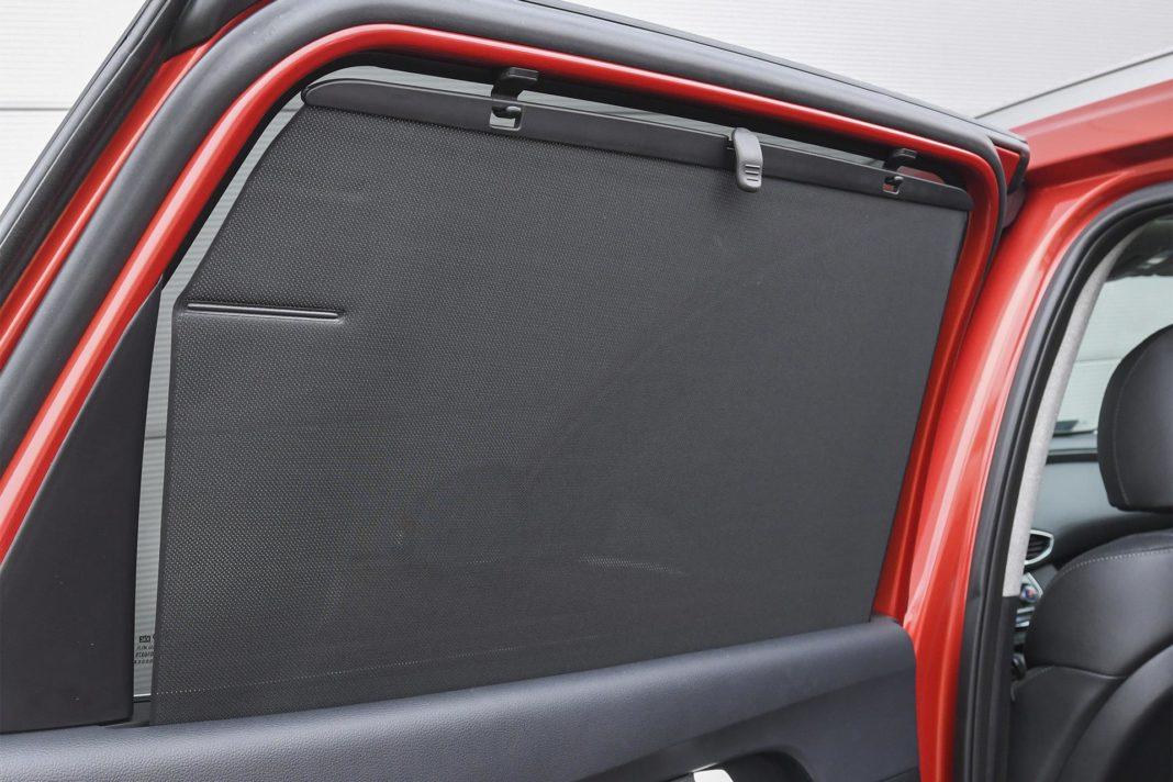 Hyundai Santa Fe 2.0 CRDi 8AT 4WD - roleta w drzwiach
