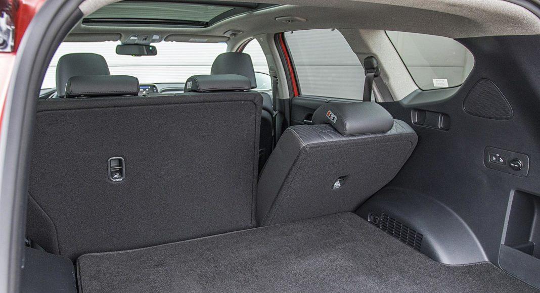 Hyundai Santa Fe 2.0 CRDi 8AT 4WD - bagażnik
