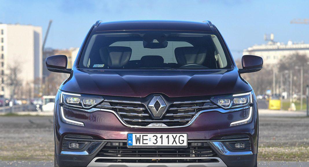 Renault Koleos 2.0 Blue dCi X-Tronic 4x4 - przód