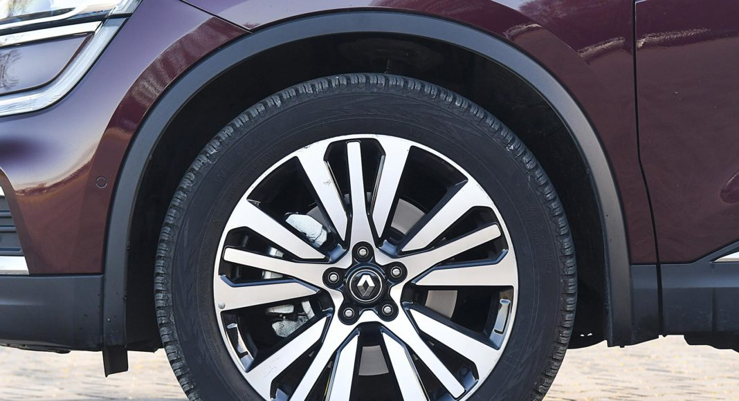 Renault Koleos 2.0 Blue dCi X-Tronic 4x4 - koło