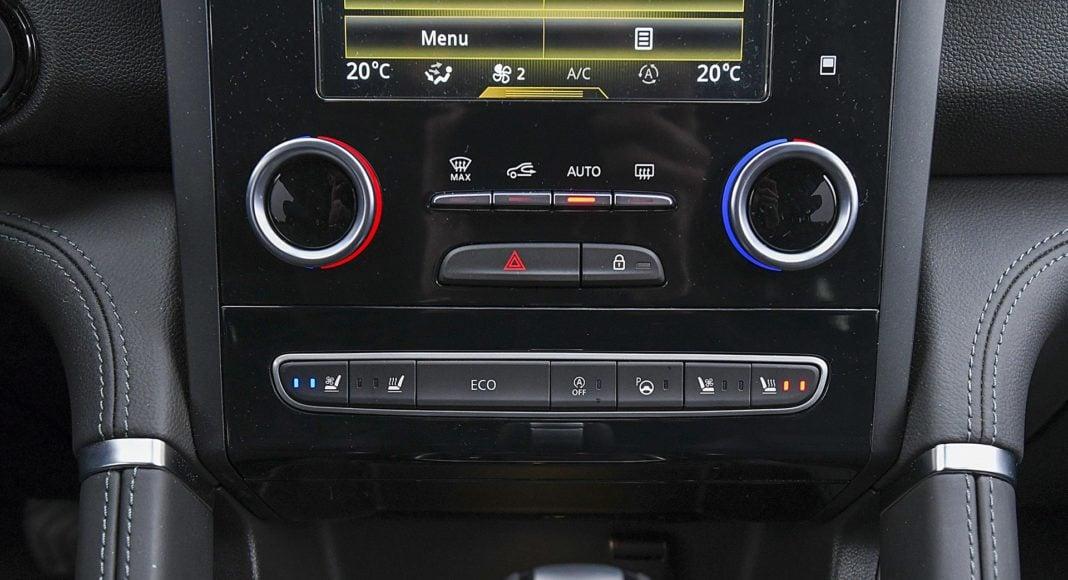 Renault Koleos 2.0 Blue dCi X-Tronic 4x4 - klimatyzacja