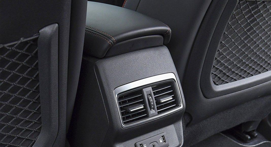 Renault Koleos 2.0 Blue dCi X-Tronic 4x4 - nawiewy tył