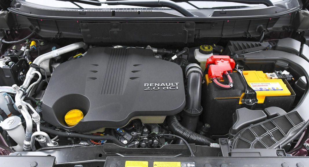 Renault Koleos 2.0 Blue dCi X-Tronic 4x4 - silnik