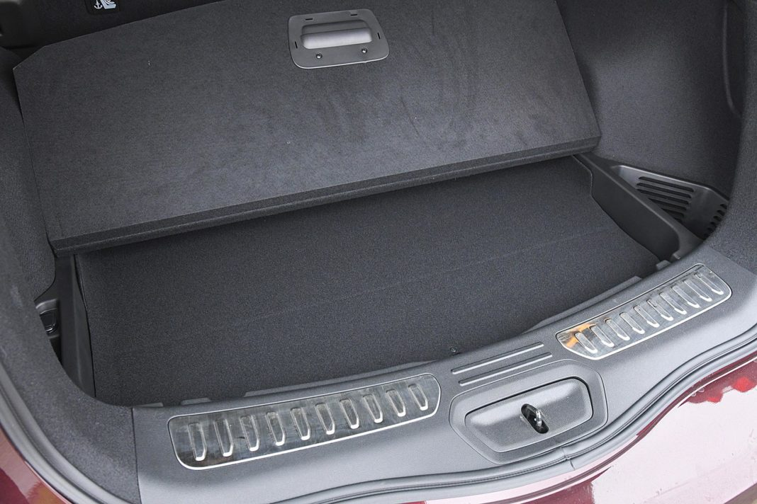 Renault Koleos 2.0 Blue dCi X-Tronic 4x4 - bagażnik