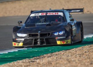 Kubica w DTM. Robert powraca na tory 600-konnym BMW M4