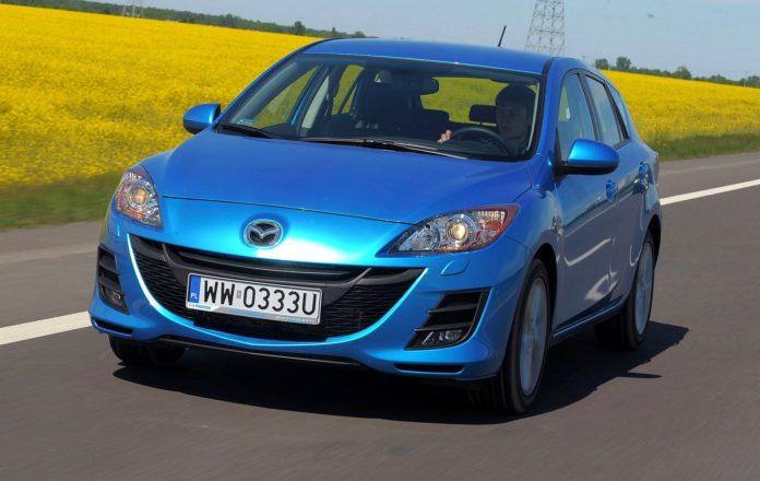 Mazda 3 II (BL)