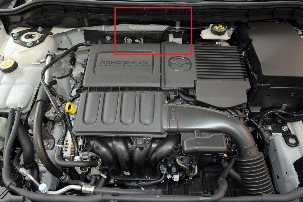 Mazda 3 II - nr VIN