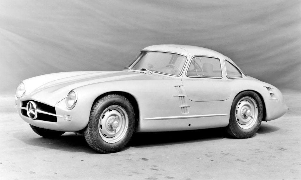 Mercedes 300 SL W194/11