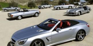 Mercedes SL - najciekawsze wersje 05