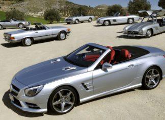 Z toru na ulicę: najciekawsze wersje Mercedesa SL