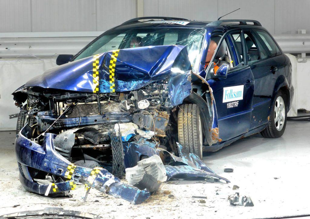 Najbezpieczniejsze auta wg Folksam 01