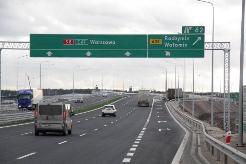 Nowe znaki przy polskich drogach