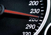 Prędkość - licznik