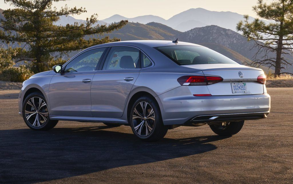 VW Passat NMS