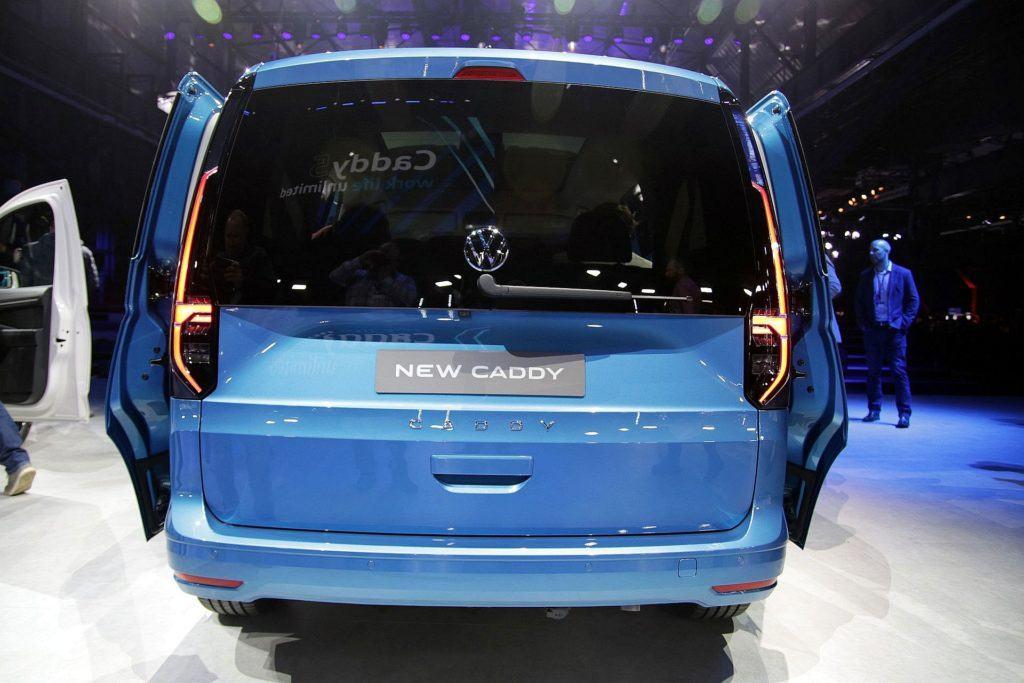 Volkswagen Caddy V