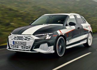 Nowe Audi A3 coraz bliżej. Oficjalne zdjęcia i informacje