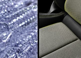 Audi znalazło nowe zastosowanie dla plastikowych butelek