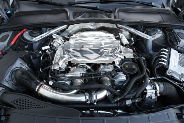 Audi RS 5 Sportback po liftingu (2020)