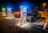 Audi e-tron ładowanie Ionity