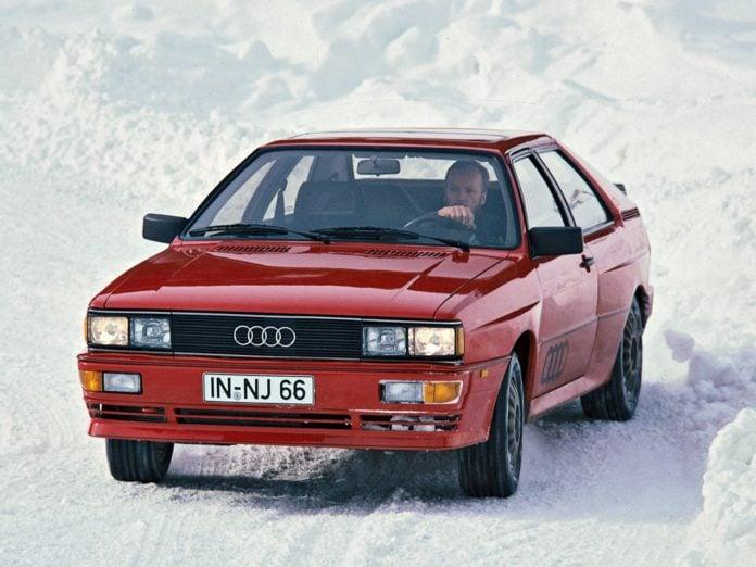 Audi Quattro (1980)