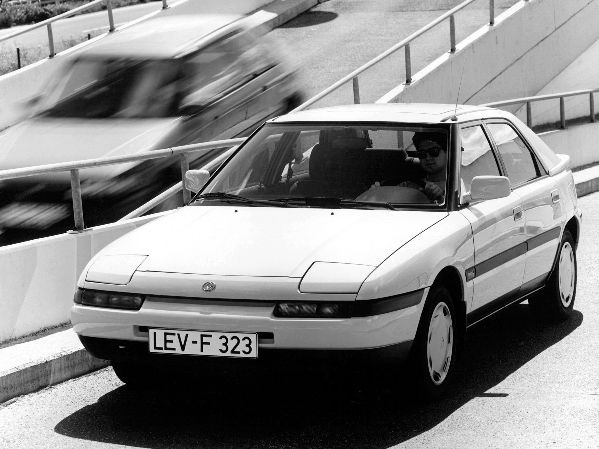 Mazda 323F (1991)