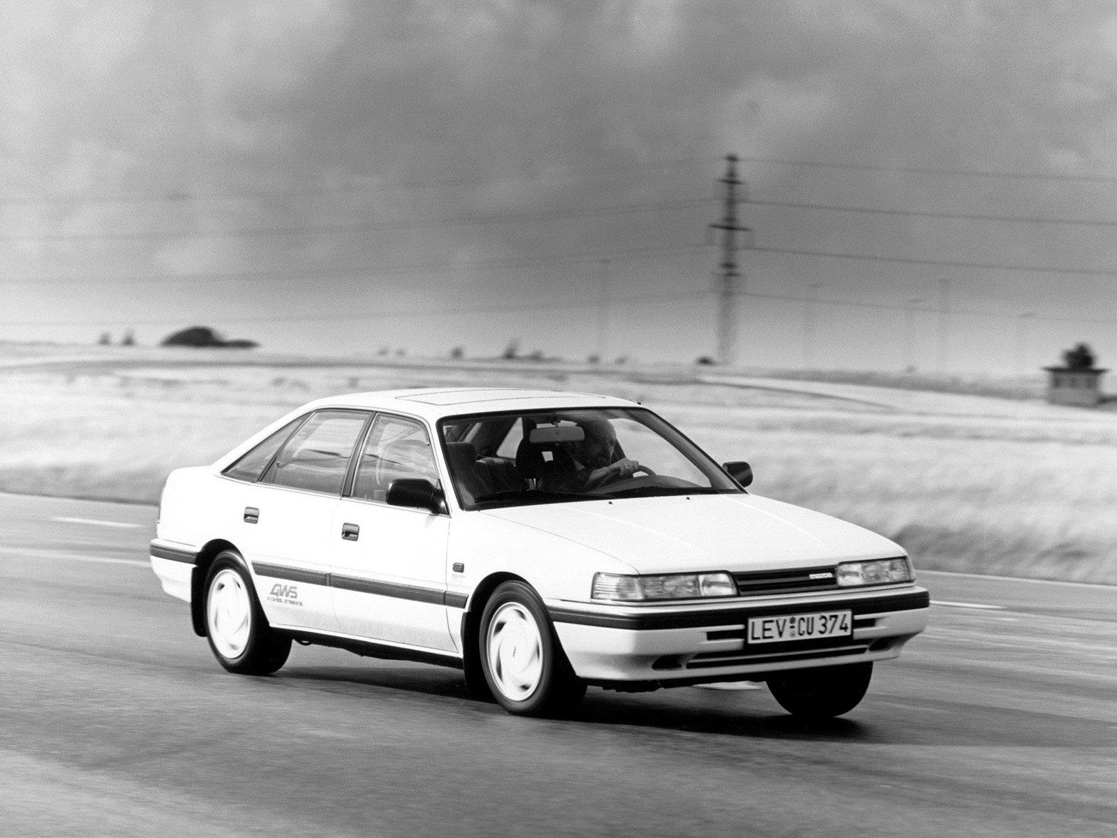 Mazda 626 GT 4WS (1988)