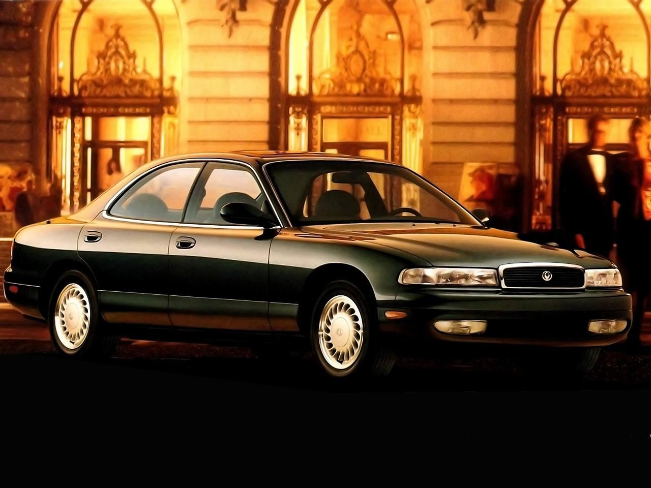 Mazda 929 HD (1994)