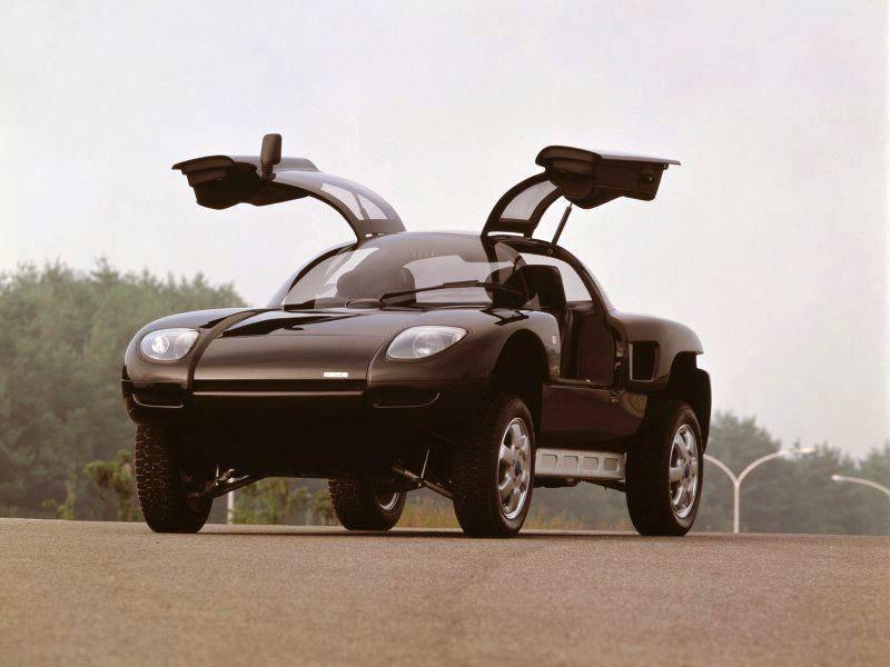Mazda TD-R (1989)