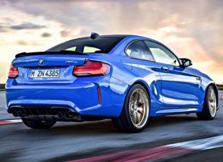 BMW M2 CS wycenione. 450 KM za 441 000 zł