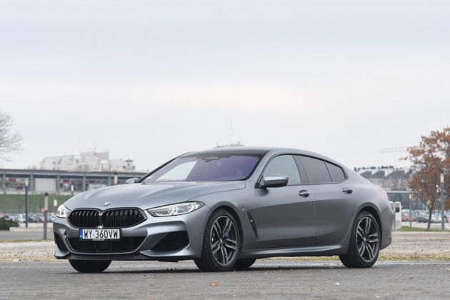 BMW M850i Gran Coupe (2020)
