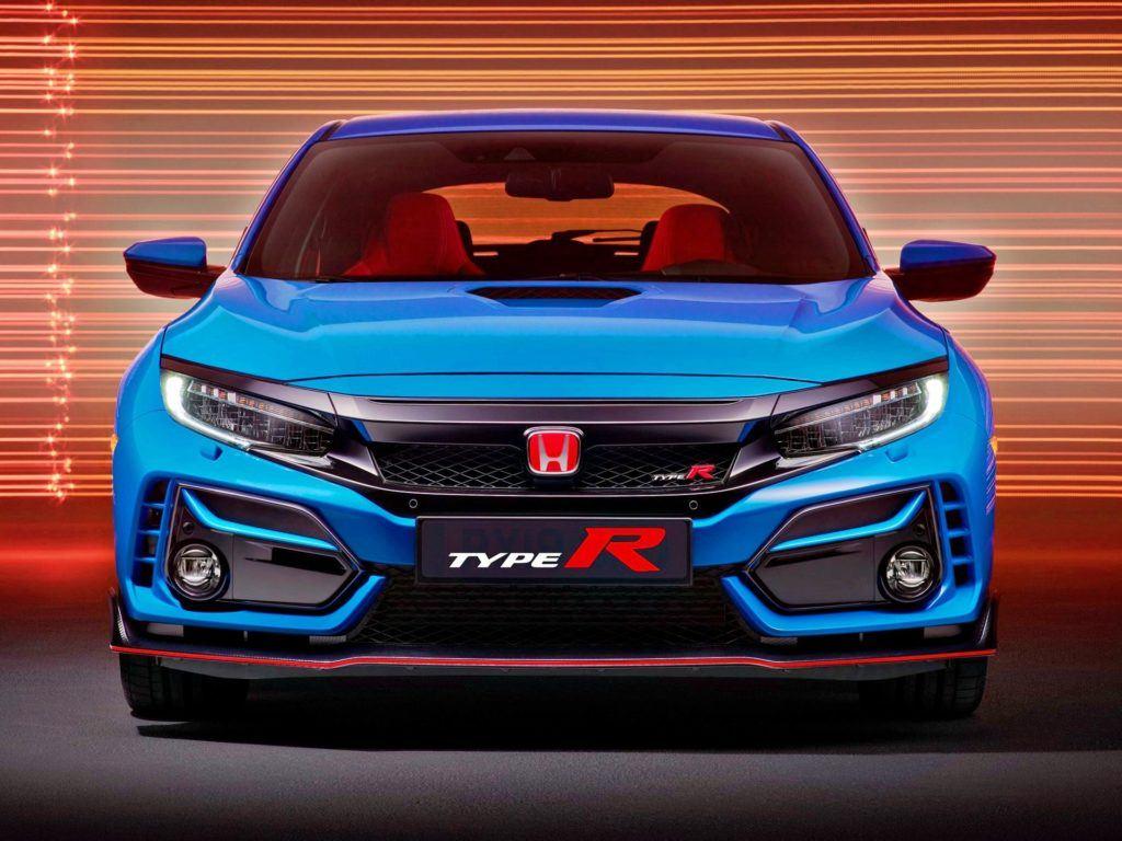 Honda Civic Type R (2020)
