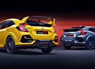 Honda Civic Type R w dwóch odsłonach. Którą wybierasz?