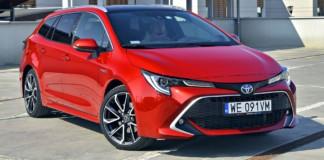 Toyota Corolla E21 TS Kombi Hybrid Executive 2.0 Dynamic Force