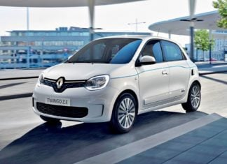 Elektryczne Renault Twingo Z.E. Czy kupimy je w Polsce?
