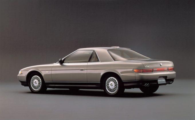 Mazda Eunos Cosmo (1990)