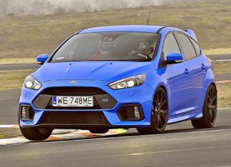 Nowy Ford Focus RS. Co już o nim wiemy?