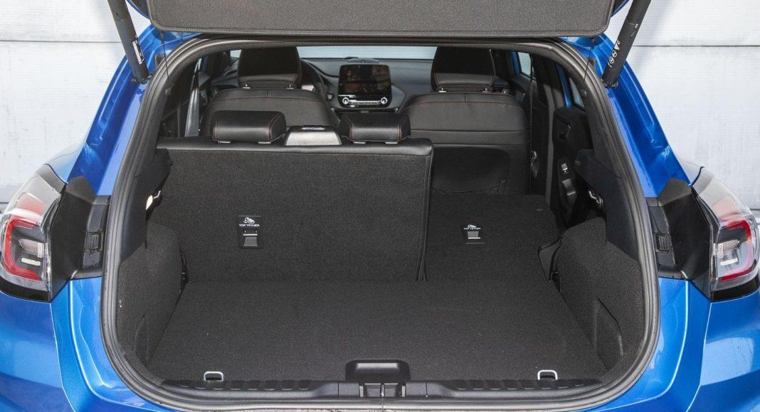 Ford Puma 1.0 EcoBoost 125 ST-Line - bagażnik
