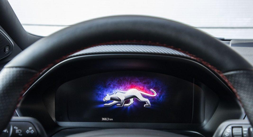 ford puma 1.0 ecoboost 125 km test 2020 - cyfrowe zegary
