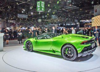 Salon samochodowy w Genewie odwołany w obawie przed koronawirusem