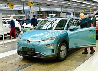 Hyundai Kona w Czechach. Rusza produkcja tego modelu