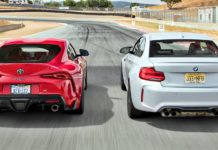 BMW M2 Competition - Toyota GR Supra